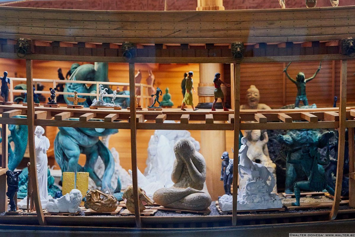 Damien Hirst in mostra a Venezia: Treasures from the wreck of the unbelievable