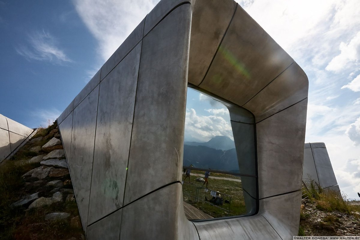 Messner Mountain Museum Corones - Plan de Corones