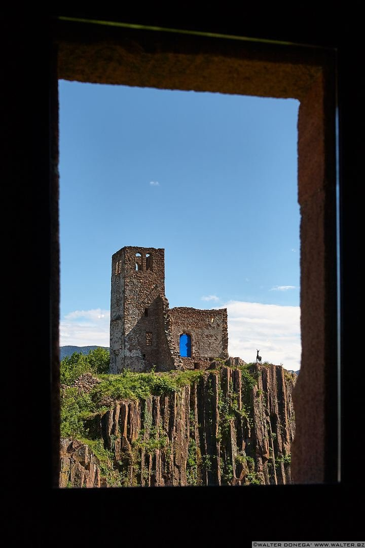 Messner Mountain Museum - Castel Firmiano Schloss Sigmundskron