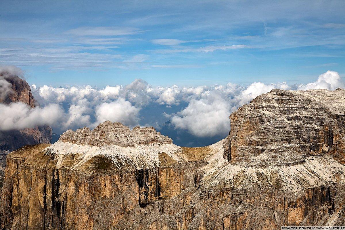 Escursione Al Sass Pordoi E Piz Boe Alto Adige Alto Adige