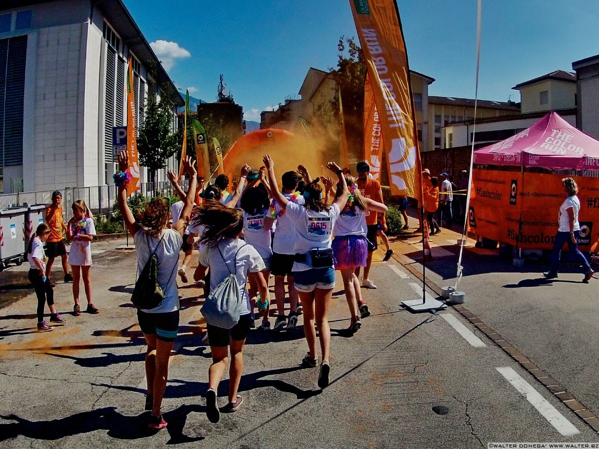colorrun-14 Color Run Trento 2016