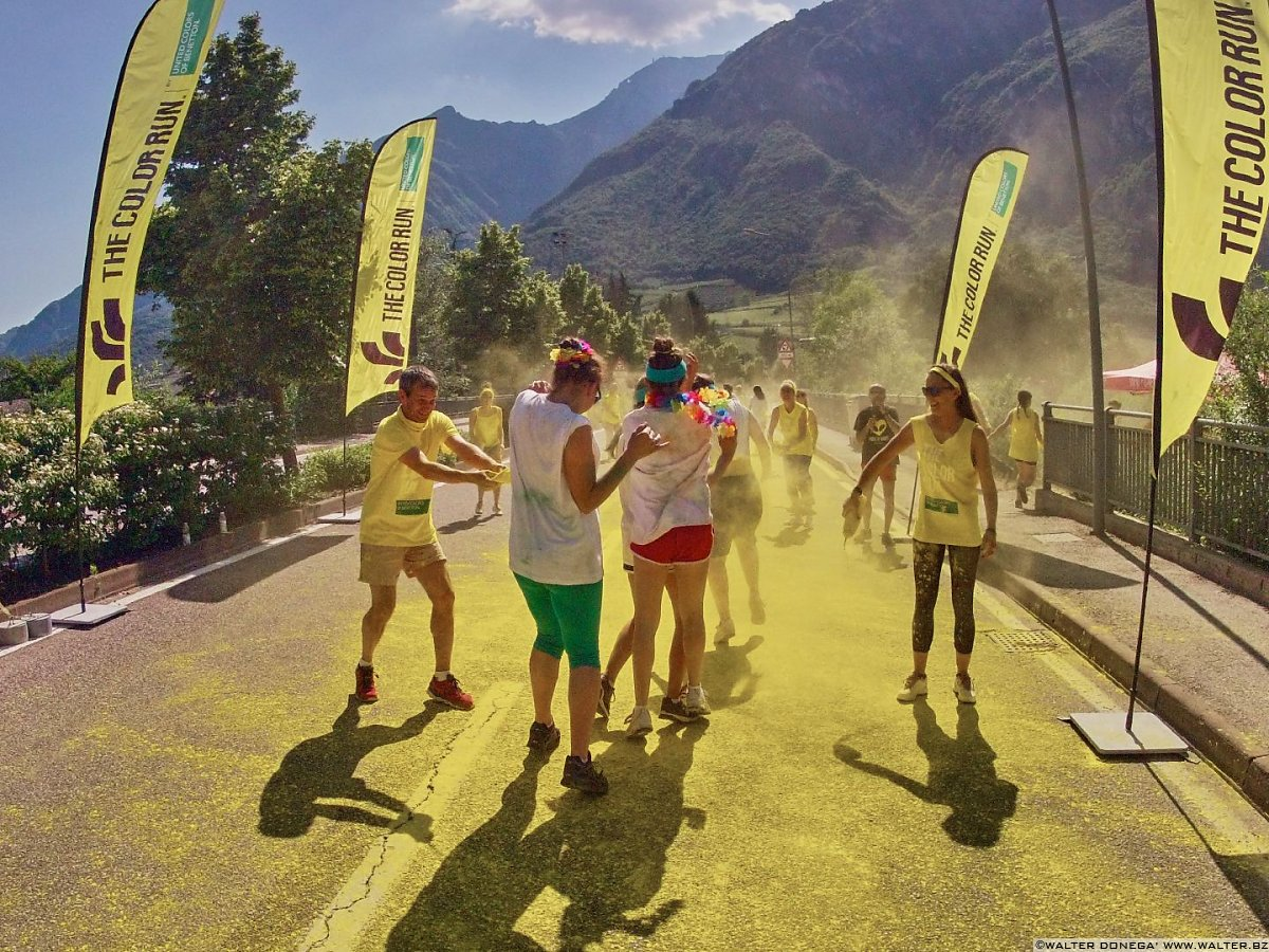 colorrun-18 Color Run Trento 2016