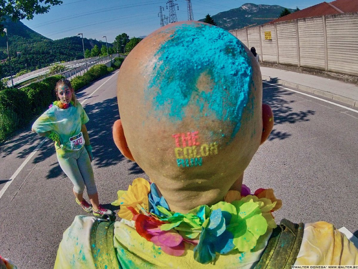 colorrun-20 Color Run Trento 2016