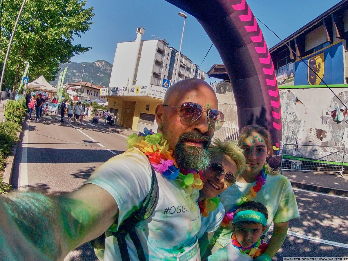 colorrun-25 Color Run Trento 2016