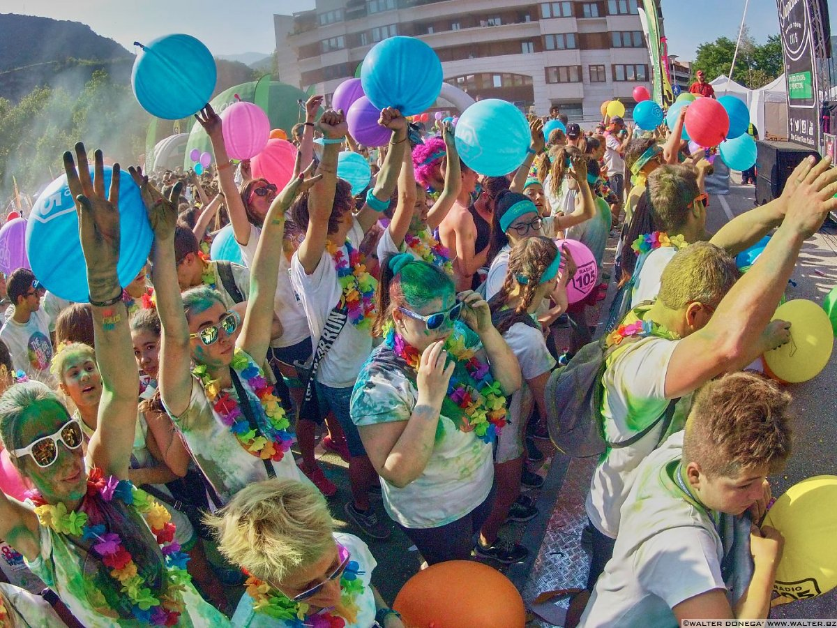 colorrun-30 Color Run Trento 2016