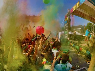 Color Run Trento 2016