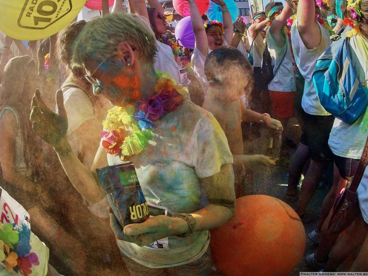 colorrun-50 Color Run Trento 2016