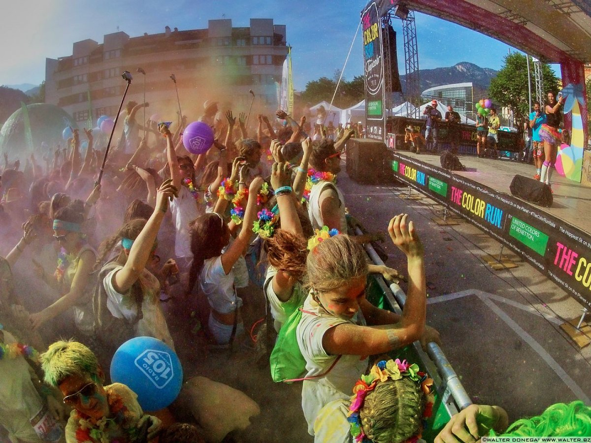colorrun-64 Color Run Trento 2016