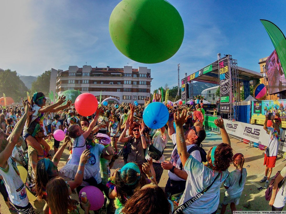 colorrun-69 Color Run Trento 2016