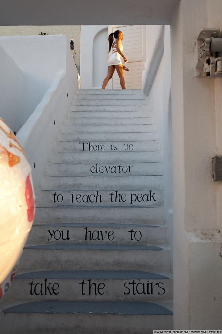 Stairway to heaven? Naxos city