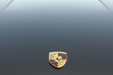 PORSCHE SPEEDSTER 89 BLACK