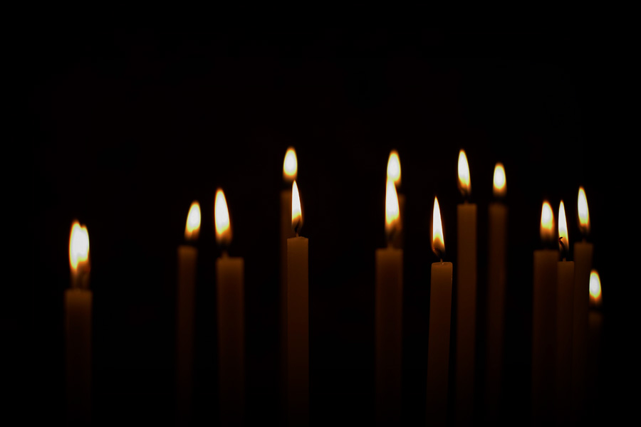 CANDLES CLASSIC Photoblog